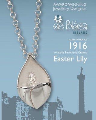 deBlaca 1916 Easter Lily
