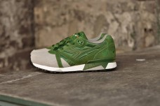 Diadora N9000 Double Foliage Green Paloma Grey, €91/£70 http://bit.ly/1QKK5PH