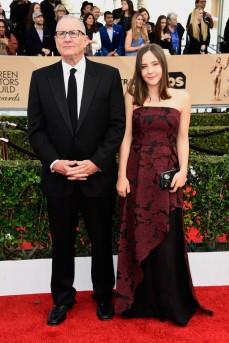 Ed O'Neill & daughter Sophia