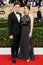 Finn Wittrock & Sarah Roberts