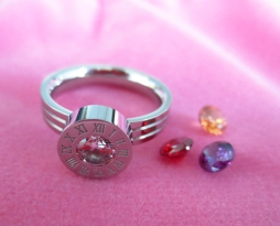 Glitz N Pieces €16 - Luxe Ring in Silver http://bit.ly/1nGIeSq