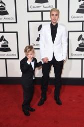 Jaxon & Justin Bieber