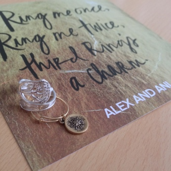 Killer Fashion Nirina ALEX AND ANI #Layering