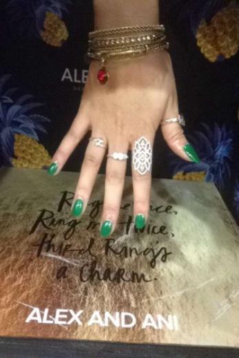 Killer Fashion Nirina ALEX AND ANI #Layering