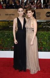 Sisters Rooney & Kate Mara