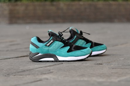 Saucony Grid 9000 Bungee Pack, €91/£70 http://bit.ly/1SxBCTP