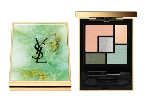 YSL €55 - Couture Palette Spring Collection http://bit.ly/1KXBIfh