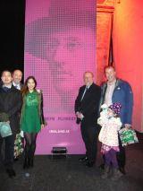 (L-R) Ciarán, Eoghan, myself, Stephen, Joseph & Emily Plunkett