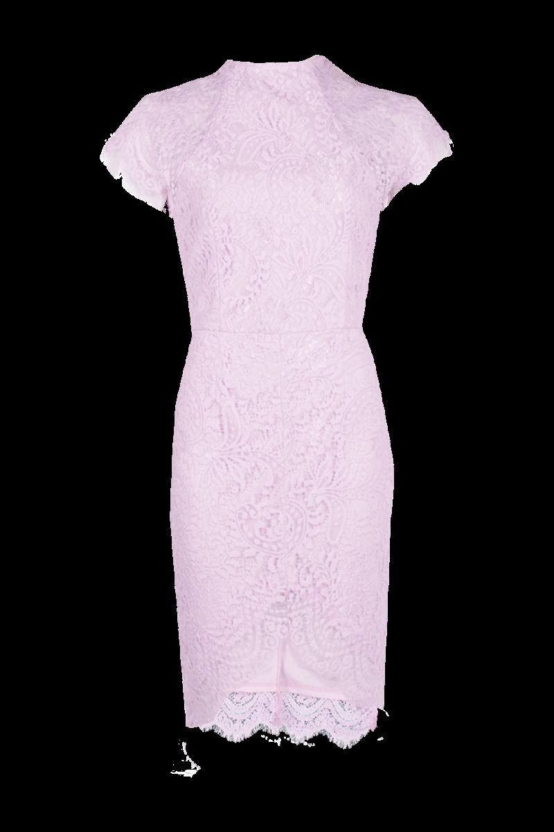 c05858e4d473 boohoo.com Boutique Leah Eyelash Lace Curved Hem Bodycon Dress €41 ...