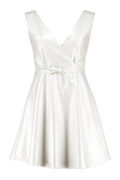 Boohoo €41 - Bow Detail Prom Dress (coming soon)