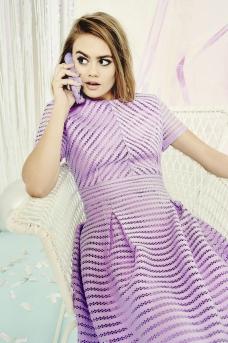 boohoo.com Zaira Boutique Full Skirted Prom Midi Dress €34 3