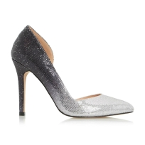 Head Over Heels €65 - Clarrice Semi D'Orsay High Heel Courts http://bit.ly/1XzNEKU