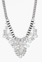 Boohoo €14 - Ivy Jewelled Statement Necklace http://www.boohoo.com/new-in-accessories/ivy-jewelled-statement-necklace/invt/dzz86018