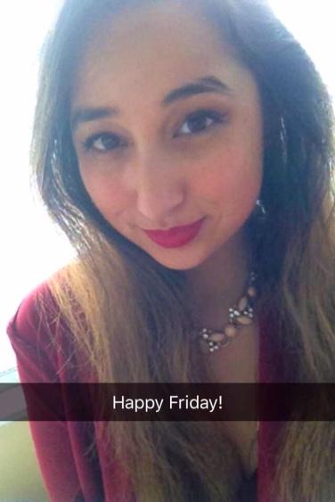 Follow me on Snapchat: NirinaXX