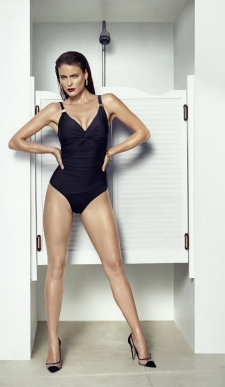 BIBA Goddess Twist swimsuit €71.50