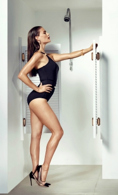 BIBA Rhea one shoulder belted swimsuit €65