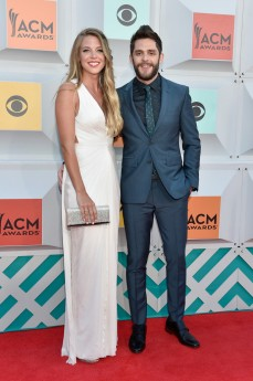 Lauren Gregory Akins & Thomas Rhett