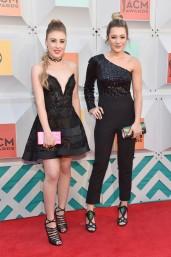 Maddie Marlow and Tae Dye of Maddie & Tae