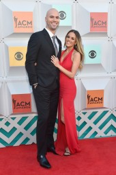 Mike Caussin & Jana Kramer