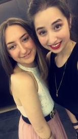 Ellen and I