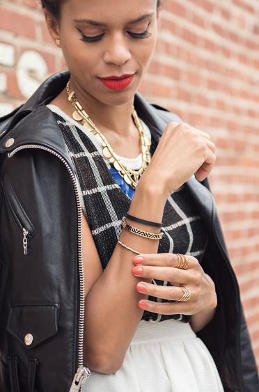 Stella & Dot €39 - Ally Double Wrap Bracelet http://bit.ly/25UiFza