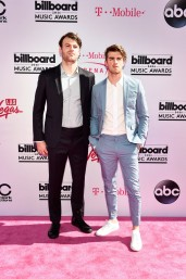 Alex Pall & Andrew Taggart of The Chainsmokers