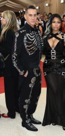Jeremy Scott & Nicki Minaj