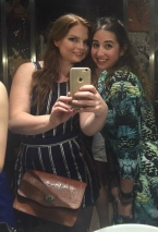 Caoimhe and I