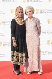 Nadiya Hussain & Mary Berry