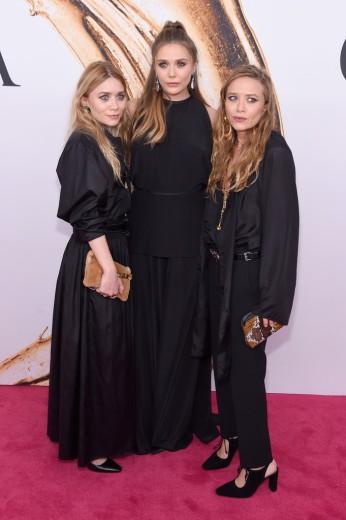 Ashley, Elizabeth & Mary-Kate Olsen