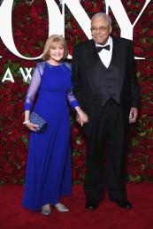Cecilia Hart & James Earl Jones