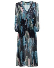 Girls On Film €65/£50 - Curve Print Maxi Dress http://bit.ly/28Khzwo