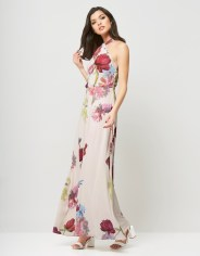 Hope & Ivy €90.99/£70 - Oversized Floral Maxi Dress http://bit.ly/28MKlR2