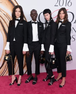Janice Alida, Gracec Bol, Sarah Abney, and Drake Burnette