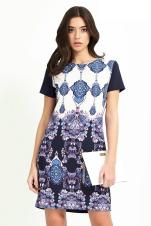 Lipsy @ Next €52 - Paisley T-shirt Dress http://ie.nextdirect.com/en/gl6846s11#L42405