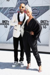 Swizz Beats & Alicia Keys