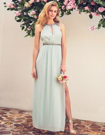 Tfnc Embellished Detail Maxi Dress