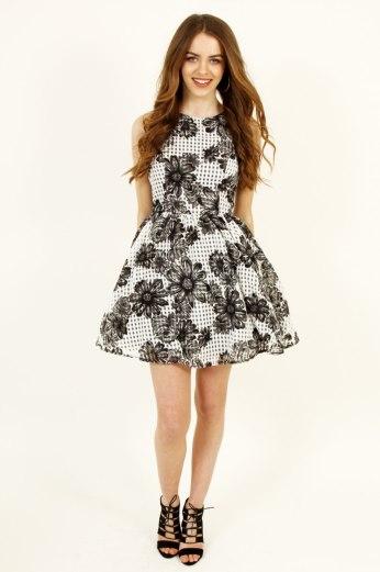 Chi Chi €20 - Clementine Dress https://www.dresses.ie/dress-chi-chi-clementine-dress-black-D155734/