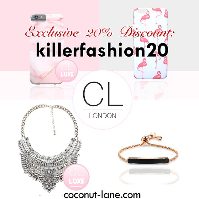 Coconut Lane discount Killer Fashion