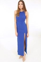 Dresses.ie €12 - Cobalt Slit Full Length Dress https://www.dresses.ie/dress-cobalt-slit-full-length-D106241/