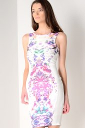 Dresses.ie €19 - Multi Print Bodycon https://www.dresses.ie/dress-multi-print-bodycon-D136466/