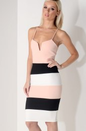 Dresses.ie €30 - Stripe Plunge Bodycon https://www.dresses.ie/dress-stripe-plunge-bodycon-D176444/