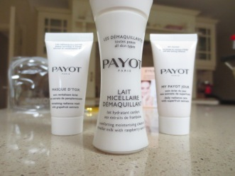 Killer Fashion Nirina PAYOT The Radiance Basics Travel Kit Review