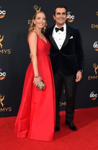 Holly & Ty Burrell