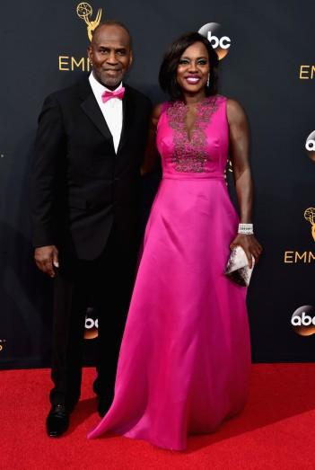 Julius Tennon & Viola Davis
