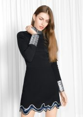 & other Stories €65 - Orante Silver Sequins Sweater http://bit.ly/2f6G4wr