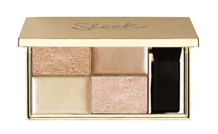 Sleek MakeUP, Cleopatra's Kiss Highlighting Palette, €13.45 http://bit.ly/2dYOEtf
