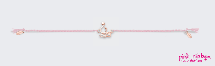 Som'or £88 - Rose Gold Charm 3 Strings Bracelet https://somor.com/shop/