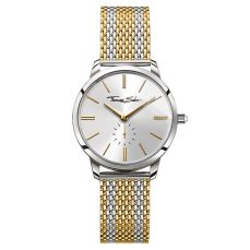 Thomas Sabo €189 - Glam Spirit Watch Bico Silver & Gold http://bit.ly/2cKlrmc