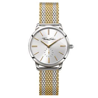 Thomas Sabo €189 - Glam Spirit Watch Bico Silver & Gold http://bit.ly/2cKlrmc
